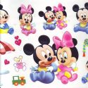 Mickey mouse window stickers (JDC205)